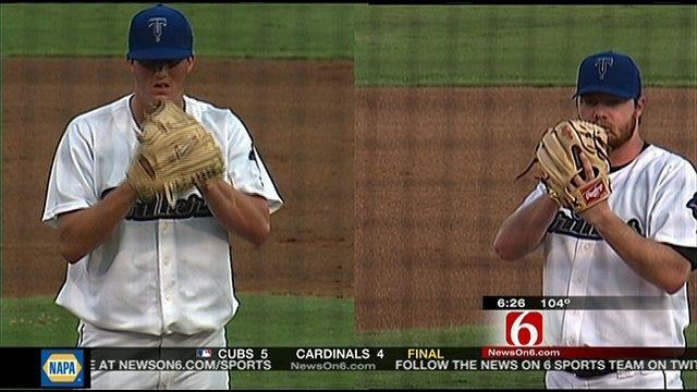 Future Stars White And Pomeranz Featured In Tulsa