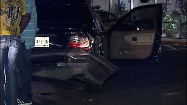 Police Say Drunken Pedestrian Causes Tulsa Street Crash