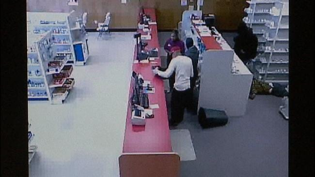 Tulsa Police Search For Pharmacy Robbers