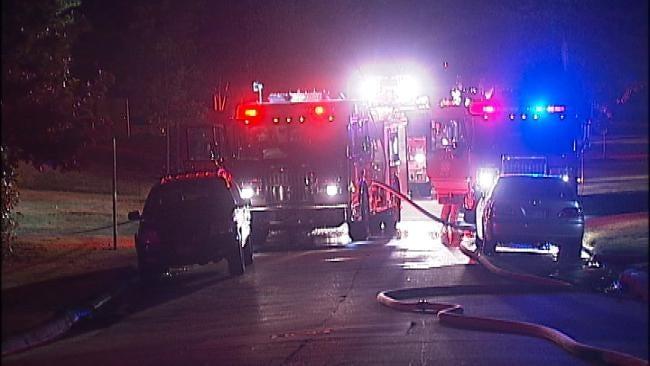 Cause Of Tulsa Workshop Fire Under Investigation