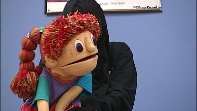 Tulsa Group Uses Puppets To Help Child Abuse Victims