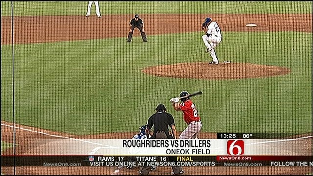 Drillers Come From Behind To Drop Frisco