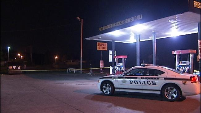 Tulsa Police Find Over 30 Spent Rounds At Shooting Scene