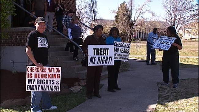 Cherokee Nation Kicks Out Nearly 3,000 Members