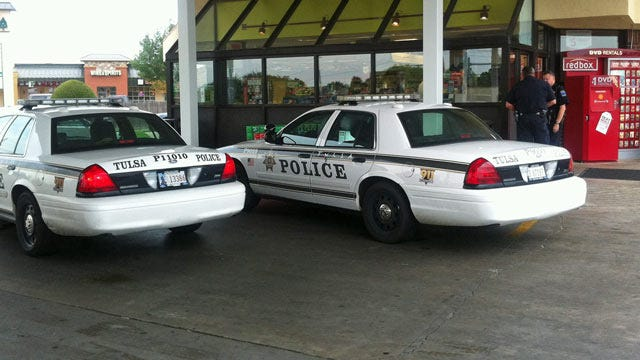 Convenience Store Robbery Puts Tulsa School On Lockdown