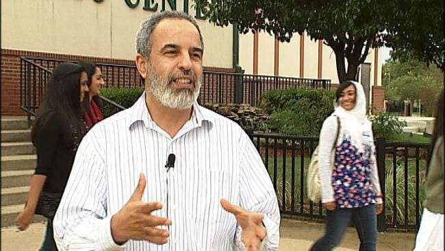Libyan Living In Tulsa Overjoyed As Rebels Take Capitol