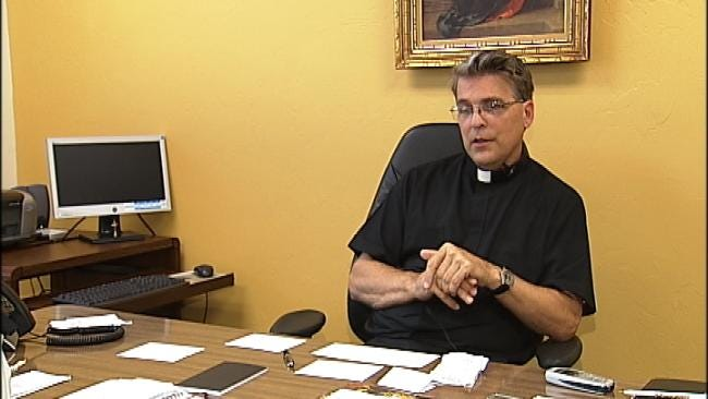 Shootout May Have Led To Death Of Tulsa Priest, Seminary Student