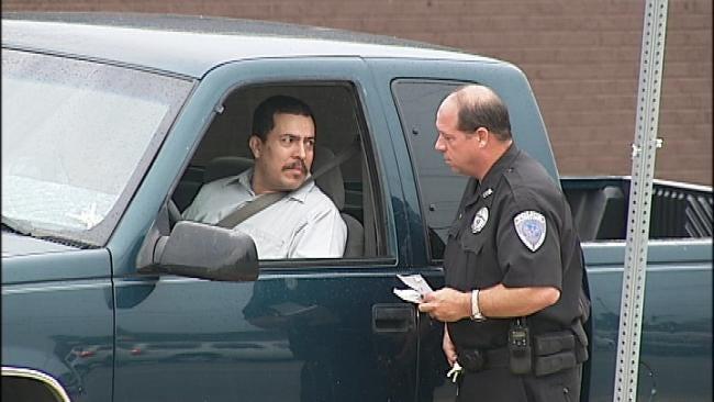 Tulsa Police, Tulsa School Police On Lookout For School Zone Violations