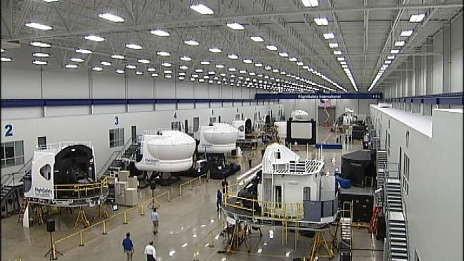 FlightSafety Opens State Of The Art Broken Arrow Facility