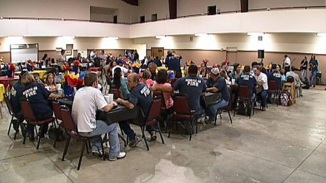 Green Country Firefighters Honored, Thanked For Protecting Community