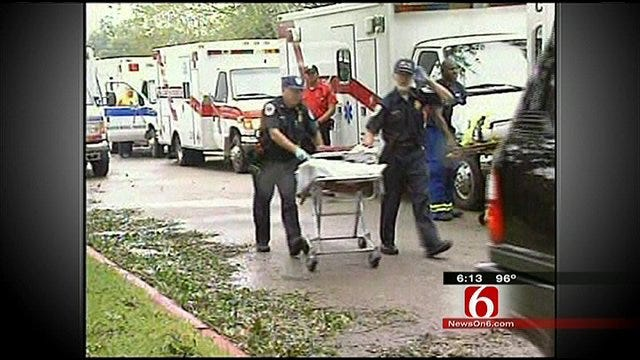 Tulsa Police To Play Important Role In Future Hurricane Evacuations