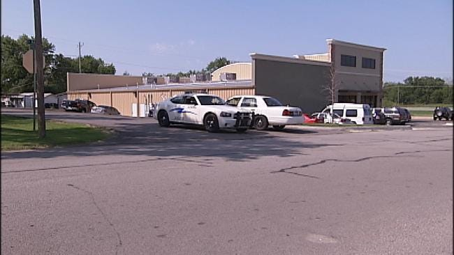Glenpool Police Search For Suspect, School Lockdown Lifted