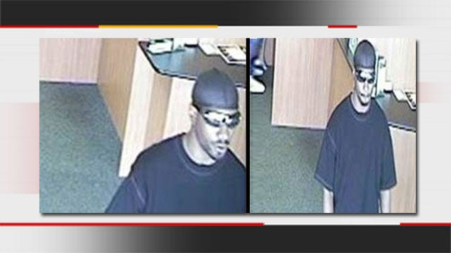 Man Attempts To Rob Two Tulsa Businesses The Same Day