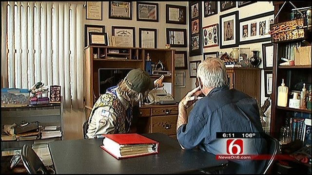 Nowata Eagle Scout Has Earned Every Merit Badge Possible