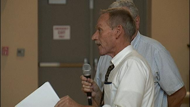 Tulsa City Leaders Get Earful From Berryhill Residents On Annexation Proposal