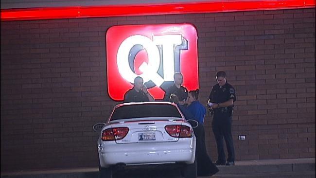 Tulsa Police Investigate Attempted Abduction, Stolen Purse
