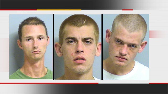 Preliminary Hearing Held For Men Charged In Kaffe Bona Robbery