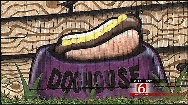 Rick Visits Tulsa's Hot Dog Headquarters