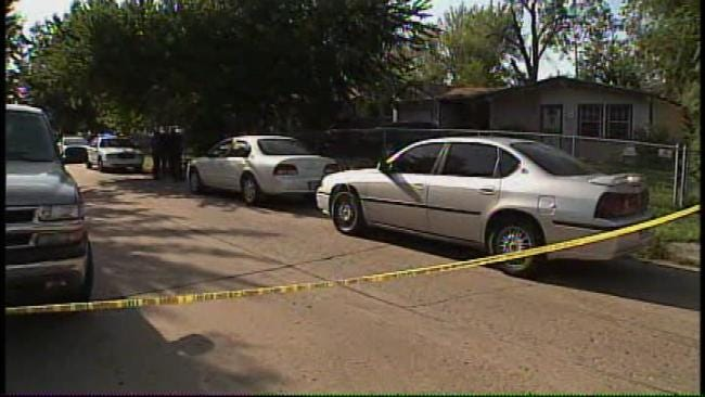 Tulsa Police: Man Shoots Sister's Husband While Husband Assaults Her