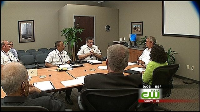 Tulsa's 911 Center Swamped With Non-Emergency Calls