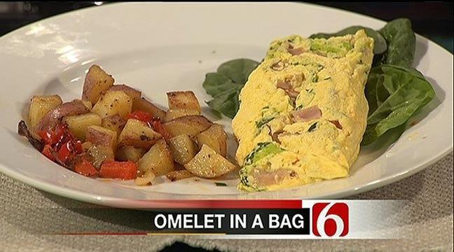 Ziploc Omelets