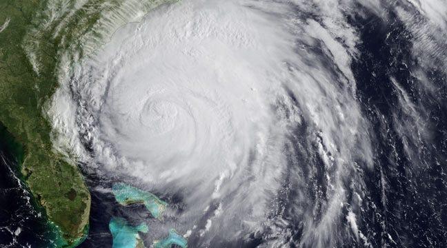 Hurricane Irene Bears Down On Millions In Eastern U.S.