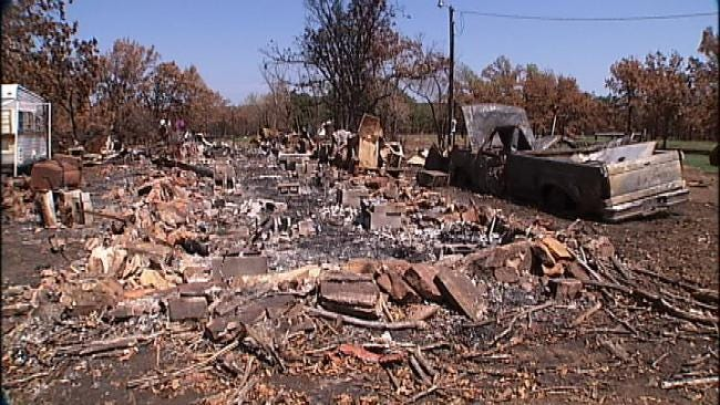 Many Pawnee County Families Still Struggling After Fires