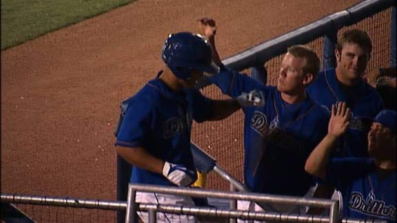 Drillers Pull Off Sweep Of Arkansas