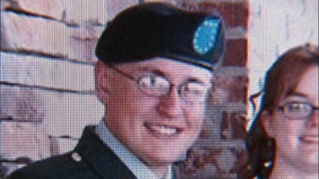 Young Porter Soldier Remembered At Funeral Service