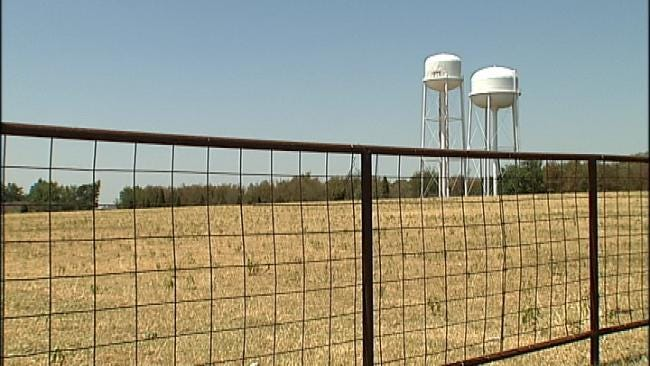 Some Rogers County Rural Water District Customers Without Water