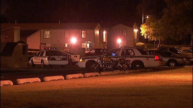 Tulsa Police Investigate Shots Fired Call