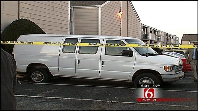 City Of Tulsa Mistakenly Sells Stolen Van Recovered In Homicide Investigation