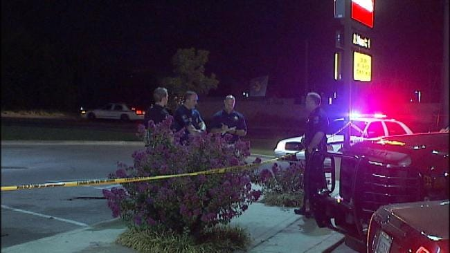 Fight Leads To Shooting Outside North Tulsa McDonald's