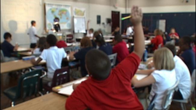 Fighting Hunger In Tulsa Public Schools