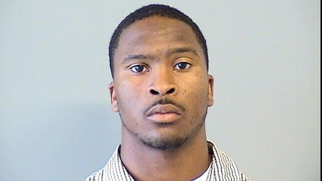 Tulsa WR Damaris Johnson Arrested And Booked