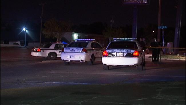 East Tulsa Fight Ends With Man Shot In The Face