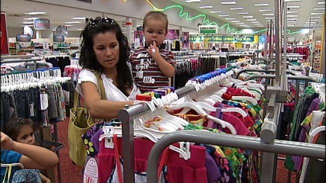 Oklahoma's Sales Tax Holiday Weekend Underway