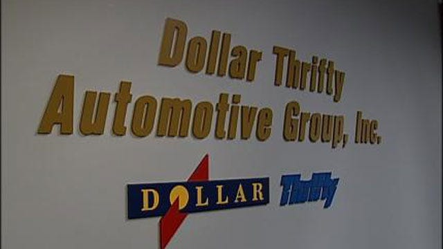 Tulsa-Based Dollar Thrifty Expects Revenue For Rest Of Year To Be Flat