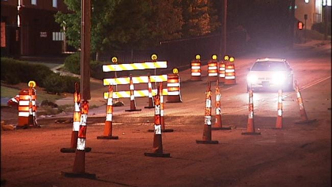 Tulsa's 11th And Peoria Is A Construction Headache
