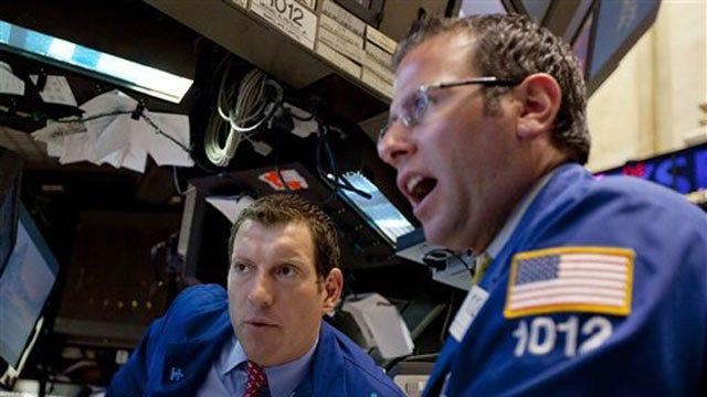 U.S. Stock Markets Fall Sharply After S & P Downgrade