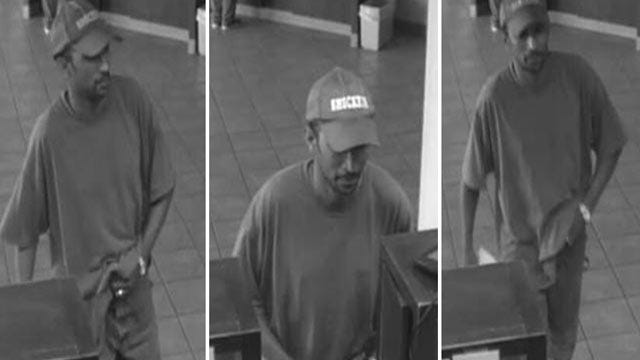 More Surveillance Photos Released From Tulsa Credit Union Robbery