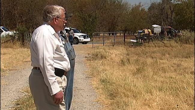 Sheriff Investigates After Arrows Used To Kill Cattle Near Oologah