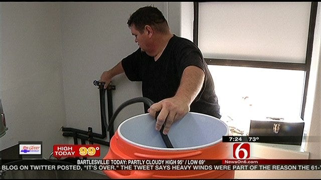 Tulsa Schools Ready For Two-A-Day Heat