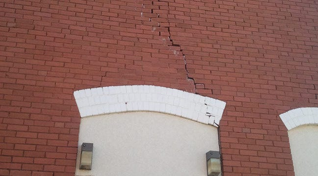 Feds Deny Oklahoma's Request For Earthquake Damage Assistance