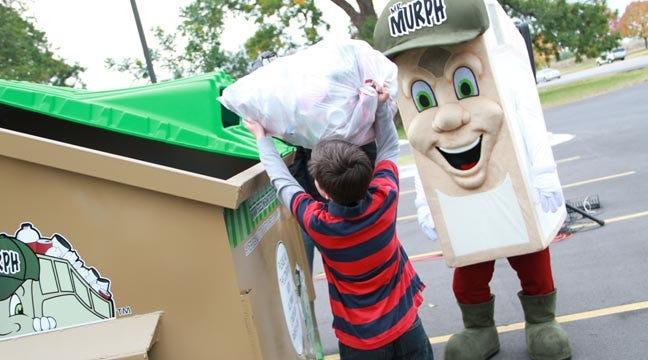 Recycle Christmas Waste With Tulsa's Mr. Murph