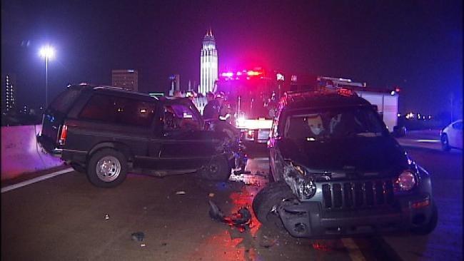 Family Survives Tulsa DUI Driver, Encounters Reality TV Camera Crew