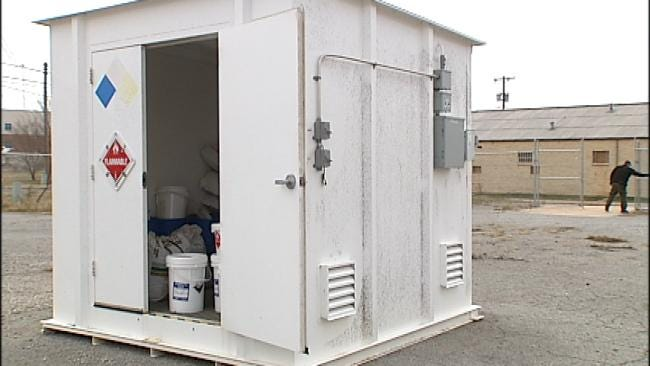 Meth Lab Drop Boxes Will Save Oklahoma Thousands