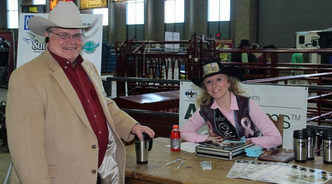 'Y'all' Come Down To The Tulsa Farm Show