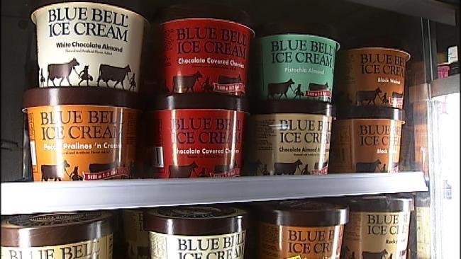 Ice Cream Sales Boom In Snowed-In Oklahoma