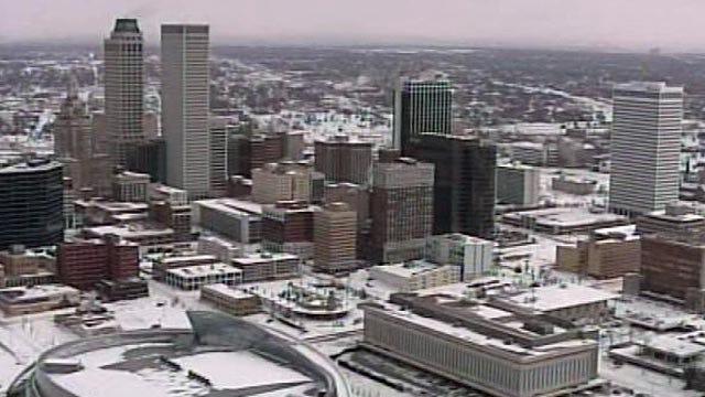 Record-Setting Low Temperatures Across Northern Oklahoma